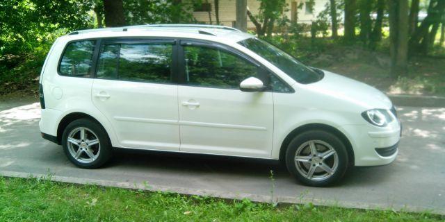 Volkswagen Touran I..