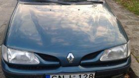 Запчасти для Renault Megane I