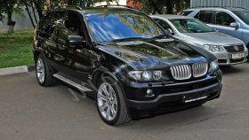 Запчасти для BMW X5 ()